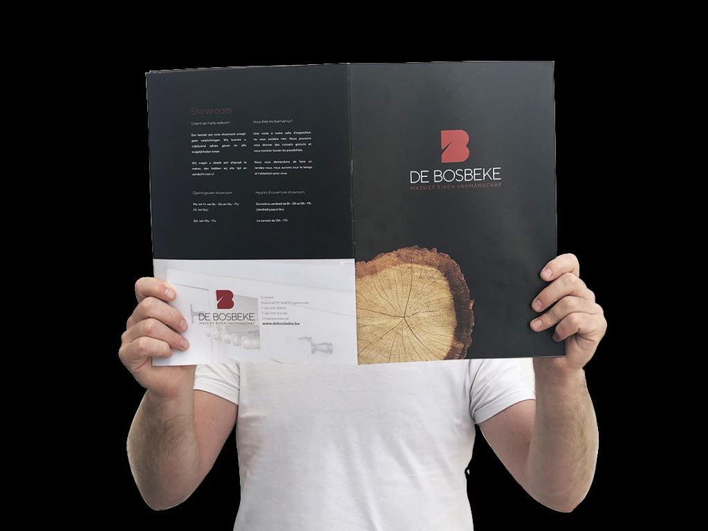 Folder De Bosbeke