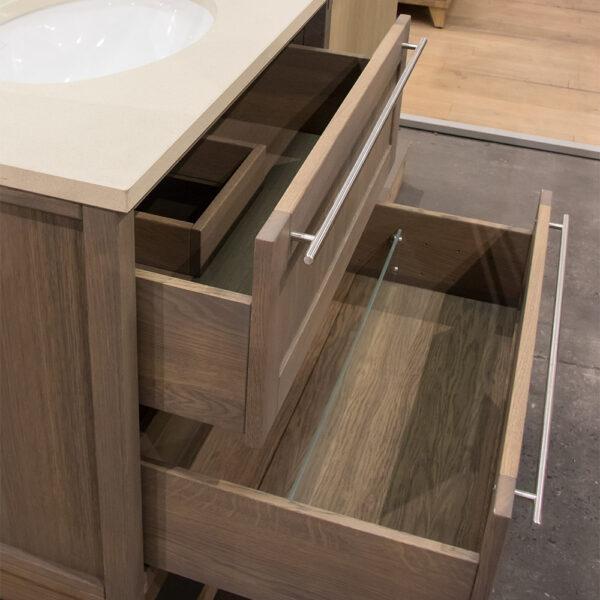 Outlet 2020 - box 042 - hermes 86 cm - open laden