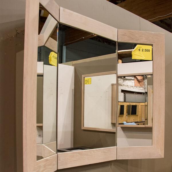 Outlet 2020 - box 053 - Campo 120 cm - Spiegelluik