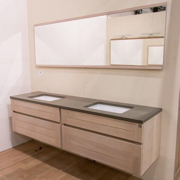 Outlet 2020 - box 061 - base - terra 203 cm