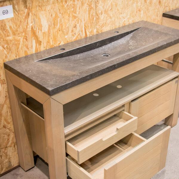 Outlet 2020 - box 069 - Terra 140 cm open laden